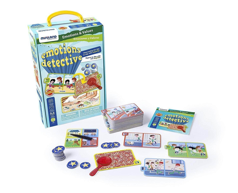 juguetes educativos: Emotion Detective