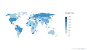Herramientas para crear mapas geográficos interactivos