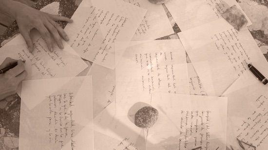 La obra de María Moliner fue escrita a mano