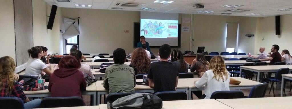 Proyecto para fomentar la igualdad y la educación afectivo-sexual