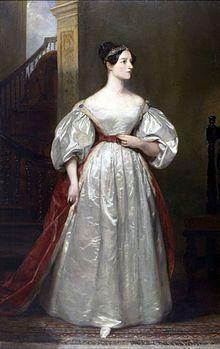 Ada Lovelace- Gran Bretaña
