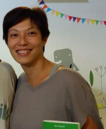 Cecilia Tham. Hong Kong