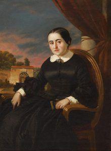 Cecilia Böhl de Faber y Ruiz de Larrea