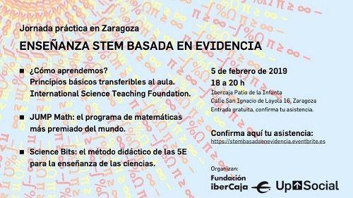Enseñanza STEM basada en evidencia