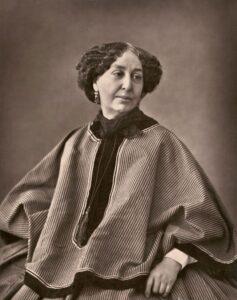 Amantine Dupin fue una escritora que firmó con el seudónimo msculino George Sand