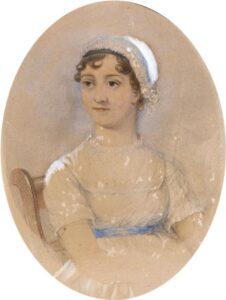 Jane Austen fue una escritora que firmó con seudónimos su obra