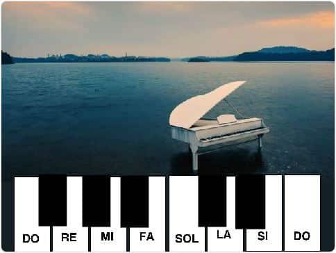 Piano Scratch