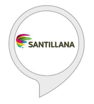 Santillana skills educativas de Alexa