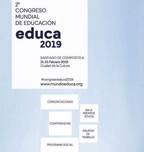II Congreso Mundial de Educación. EDUCA 2019