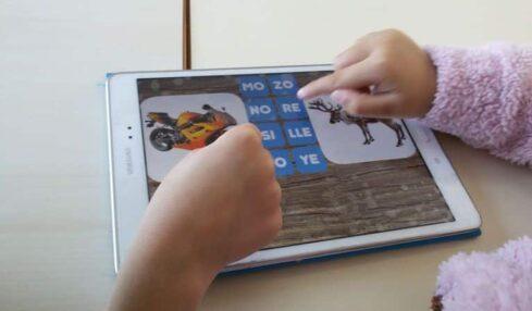 Ventajas de trabajar audición y lenguaje con la tablet