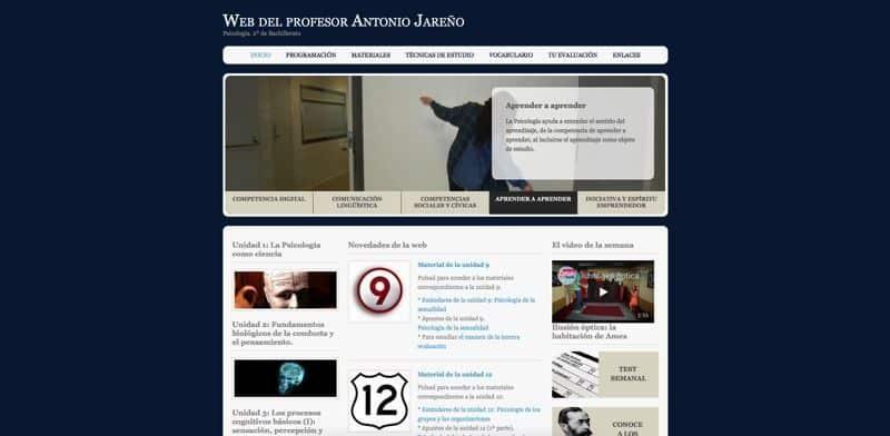 El blog de Antonio Jareño