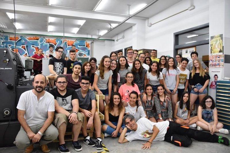 Proyecto colaborativo entre centros españoles
