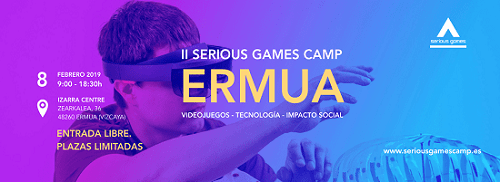 II Serious Games Camp Ermua