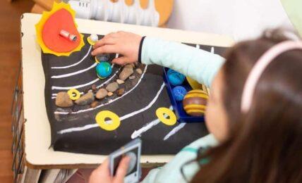 escuela activa INFANTIL