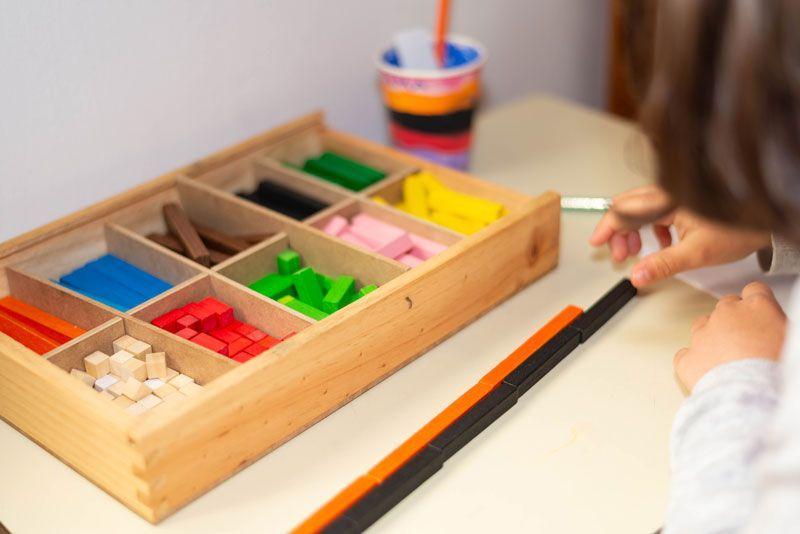 Educación activa en escuelas de Infantil y Primaria