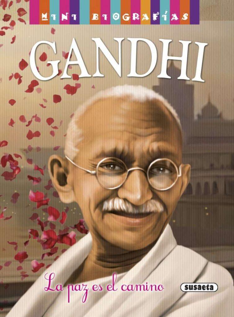 Libro sobre Gandhi