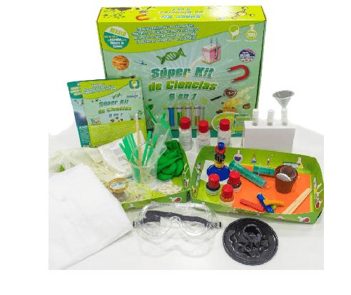 Super Kit de Ciencias