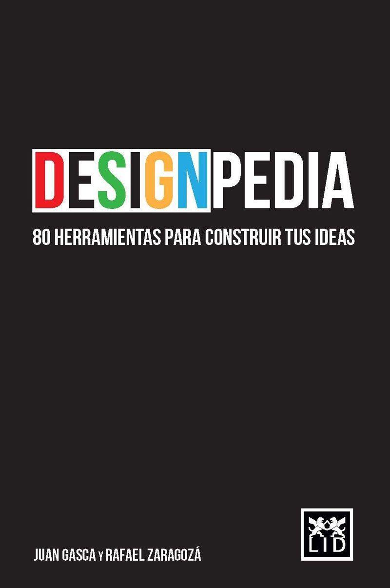 Designpedia, un básico entre los libros de Design Thinking