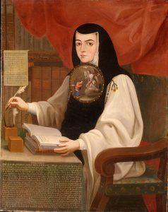 Mujeres que contribuyeron a la igualdad: Sor Inés de la Cruz