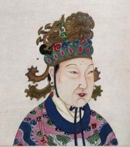 Mujeres que contribuyeron a la igualdad: Wu Zetian