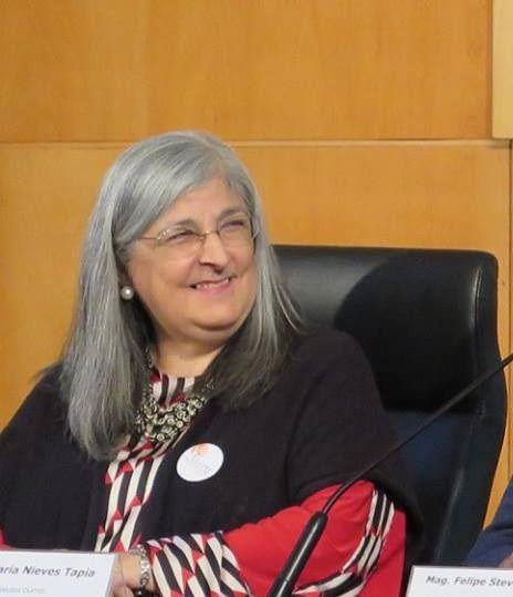 Nieves Tapia, experta en aprendizaje servicio