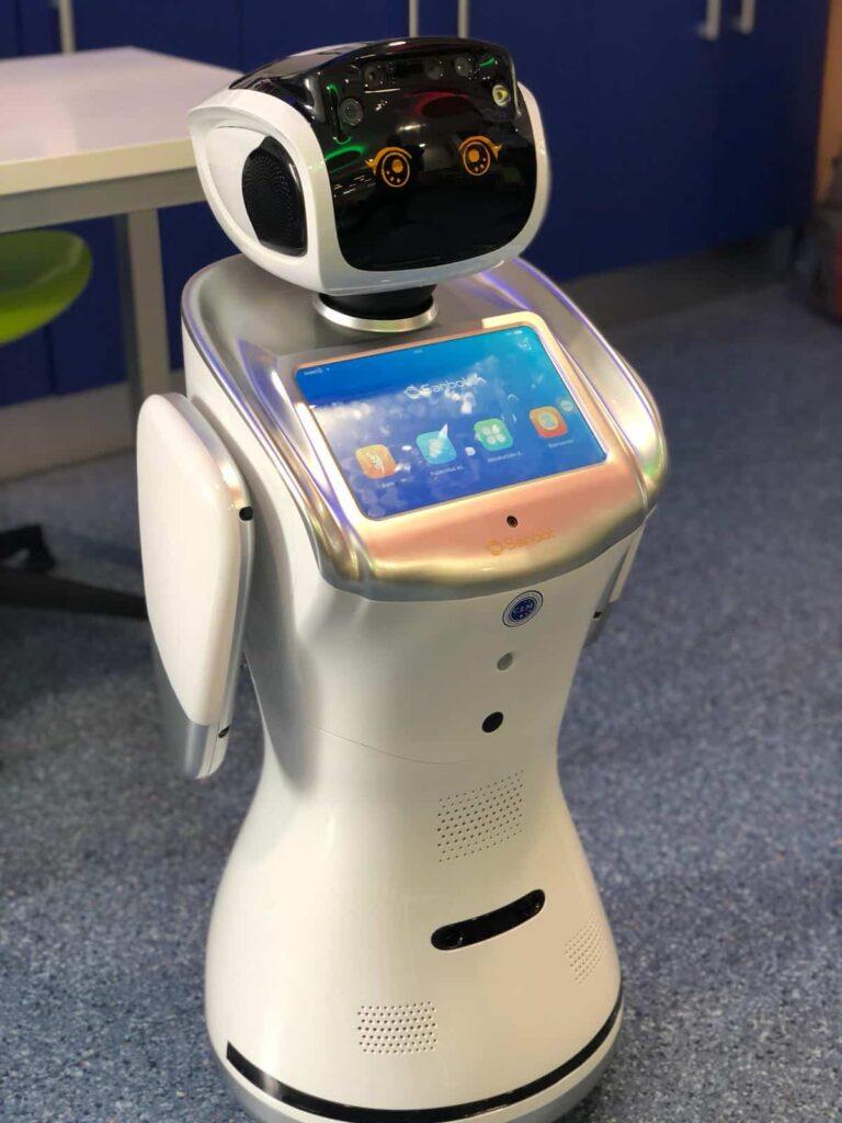 robots los profesores del futuro