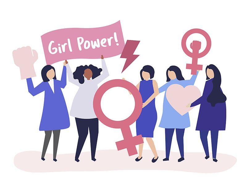 Mujeres clave para el feminismo