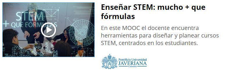 Enseñar STEM
