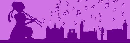 VI Congreso Nacional de Educación Musical Con Euterpe: eventos educativos de marzo