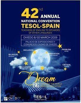TESOL SPAIN: eventos educativos del mes de marzo