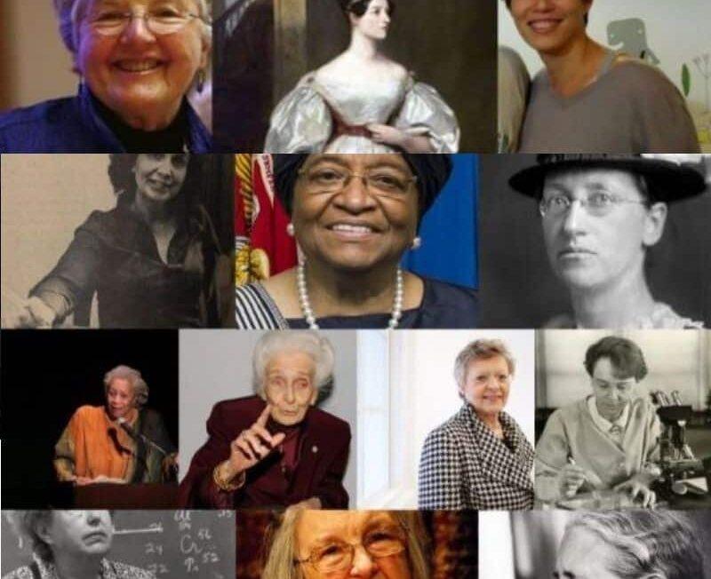 Mujeres referentes en ciencia y humanidades