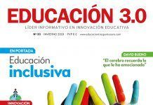 portada revista educación 3.0