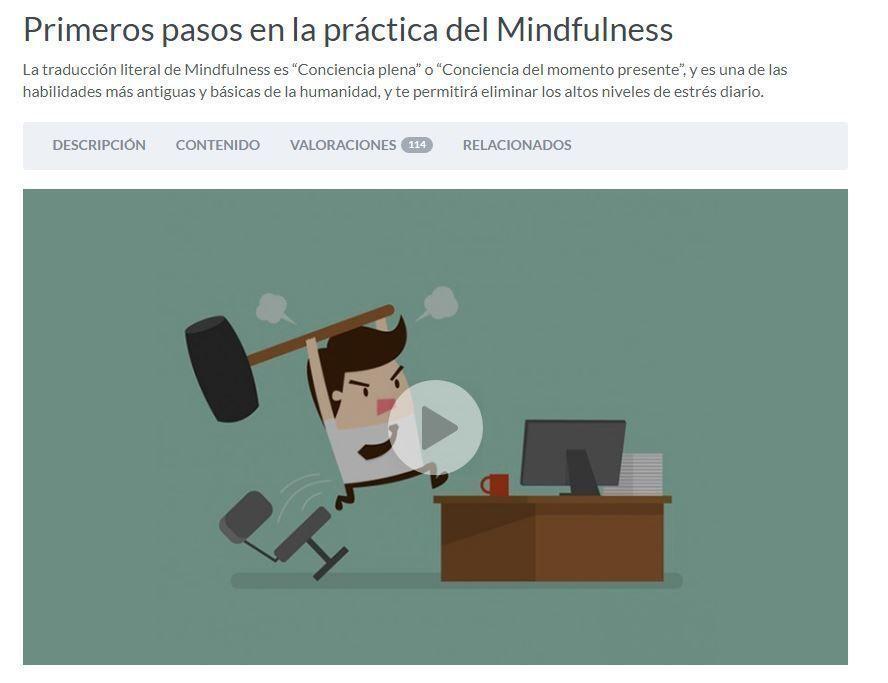 Primeros pasos en la práctica del Mindfulness