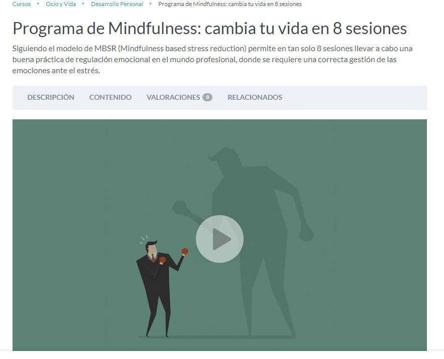 Programa de Mindfulness