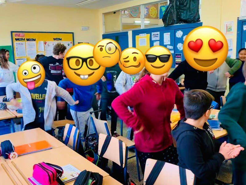 alumnos Fortnite