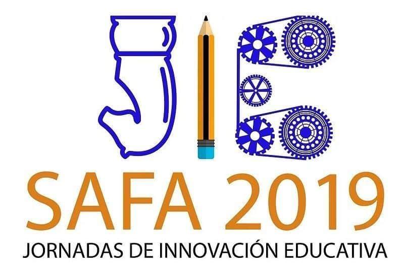 """Jornadas de Innovación Educativas JieSafa2019 """"Enseñamos aprendiendo"""""""