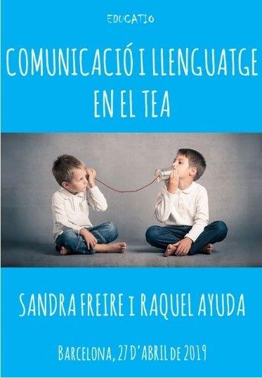 Comunicación y Lenguaje en el TEA