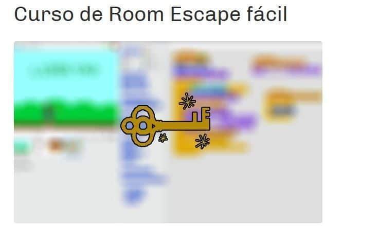 Curso de Room Escape fácil