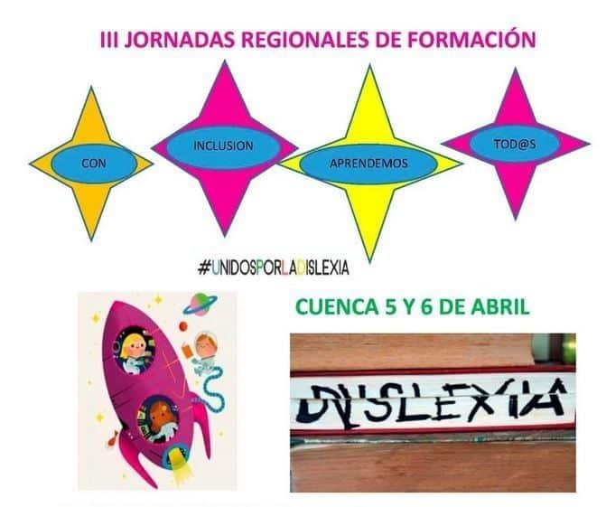 III Jornadas Regionales de dislexia en Castilla La Mancha