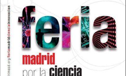 Feria Madrid por la Ciencia y la Innovación