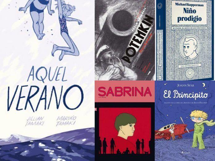Novelas gráficas para adolescentes