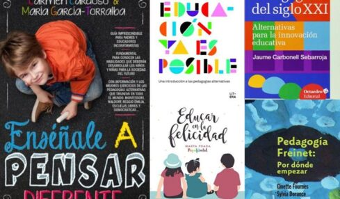 libros Pedagogias alternativas