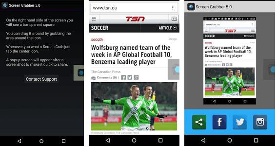 Screenshot - Screen Grabber