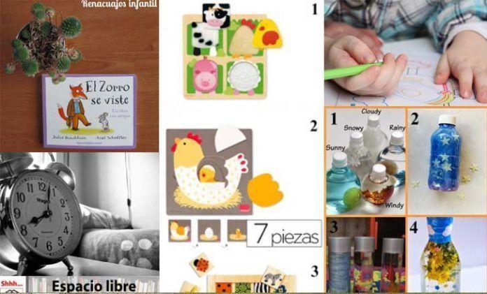 blogs de aula para Educación Infantil