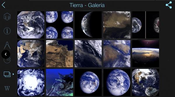 Solar Walk Lite - Atlas del cielo: Sistema solar 3D