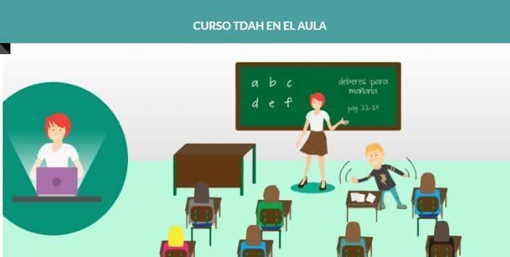 Curso TDAH en el aula