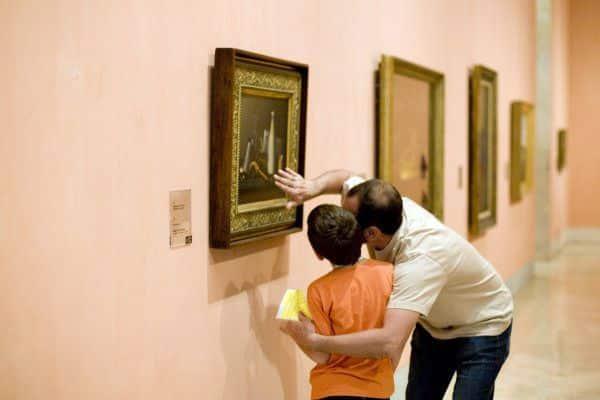 Museo Thyssen museos de arte para visitar en familia