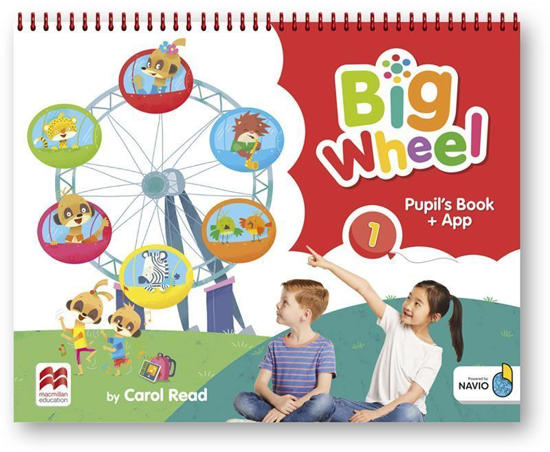 Big wheel macmillan education