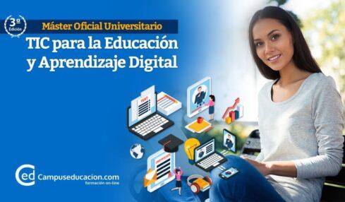 Máster Oficial TIC para la Educación