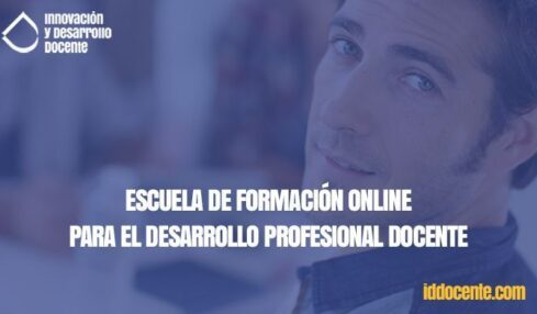 Formación online certificada para docentes innovadores. ¡Próximos cursos!